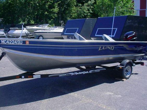 My fishing boat!  Lund 16ft Rebel.