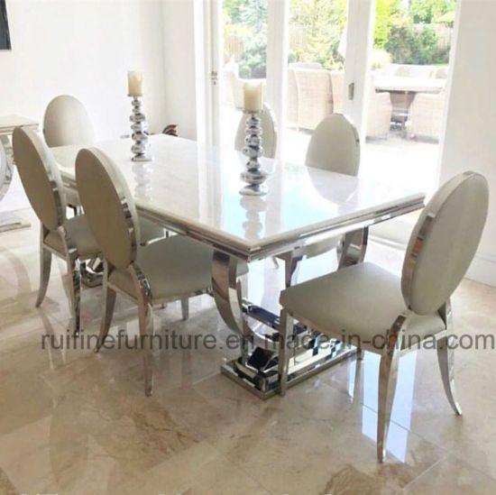 Hot Item Modern Dining Room Contemporary Home Furniture Elegant