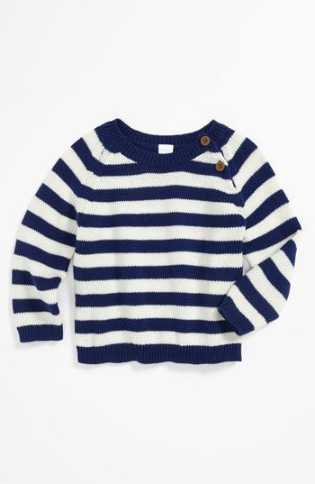 Nordstrom Baby Stripe Sweater (Infant) | Nordstrom