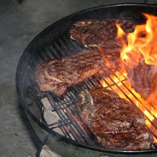 Secret Copycat Restaurant Recipes – Applebee's Bourbon Street Steak Recipe