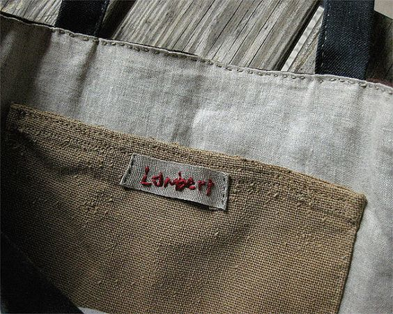 Sake Tote by Lambert on Etsy