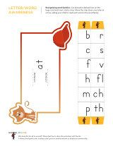 Worksheets Auditory Processing And Kindergarten On Pinterest