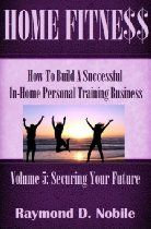 Successful in home personal training business securing your future