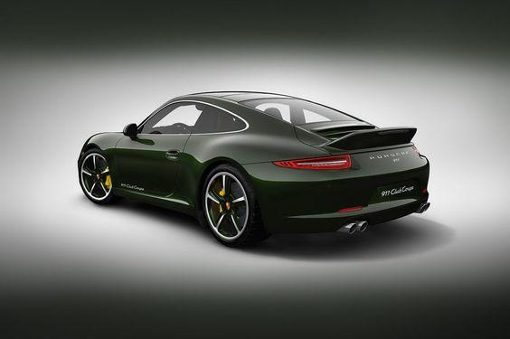 """Porsche 911 Club Coupé """"60 Jahre Porsche Clubs"""""""