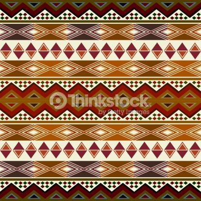 Photo : African pattern