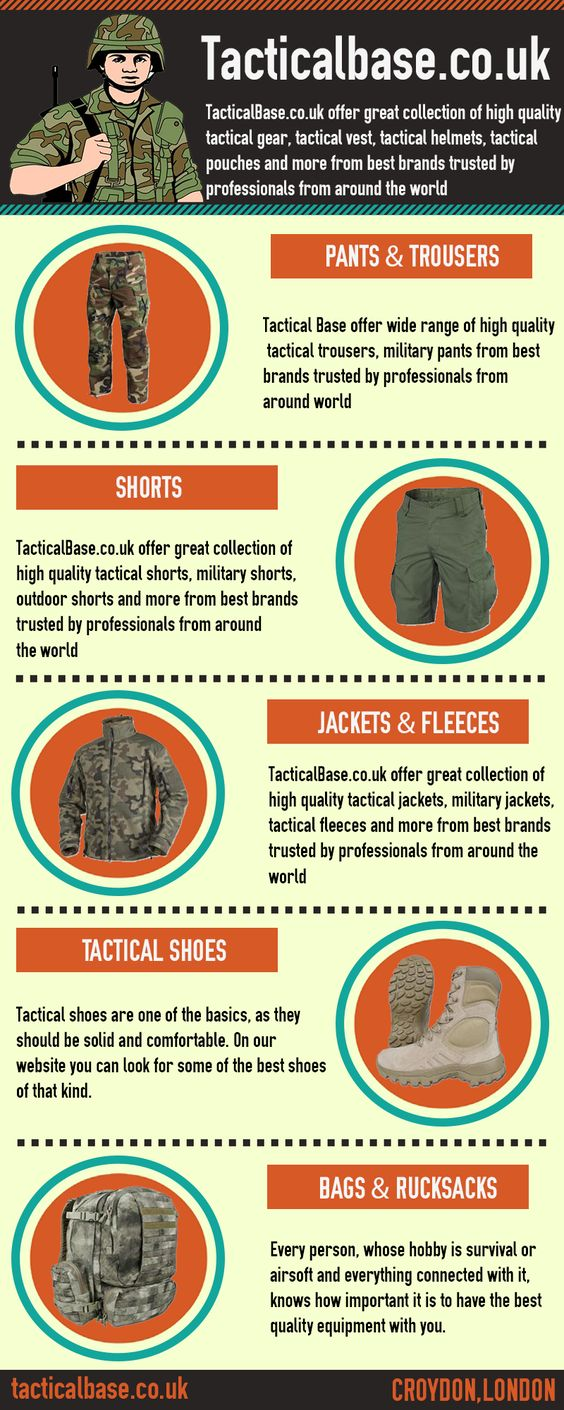 TacticalBase.co.uk offer great collection of high quality tactical gear, tactical vest, tactical helmets, tactical pouches