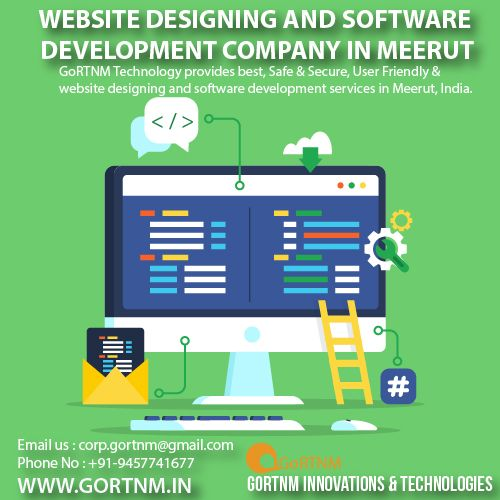 Website Designing And Software Development Company Software Development Innovation Technology Website Design