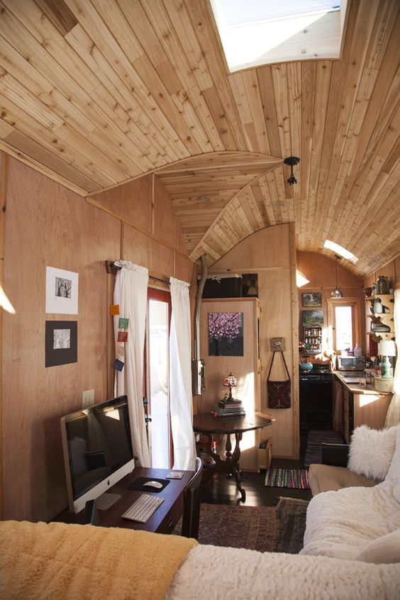 Zyl vardos tiny house for sale little bird nice layout no for Home depot tiny house for sale