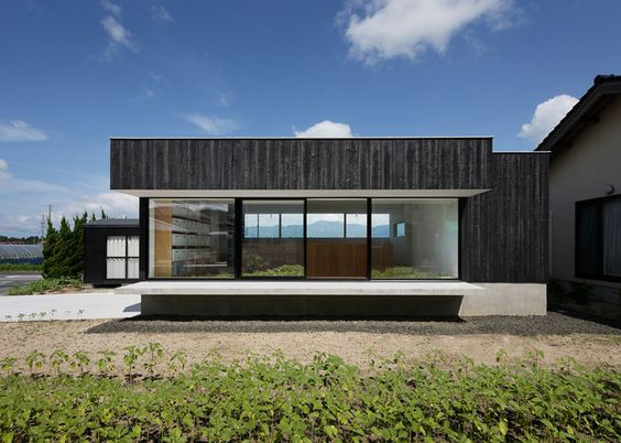 The Gui House Makes the Most of Few Square Meters #housing trendhunter.com