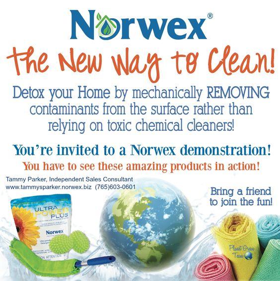 Norwex Catalog: Pinterest • The World's Catalog Of Ideas