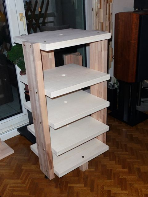 Pin By Valembois On Meubles Hifi Shoe Rack Home Audio Stand