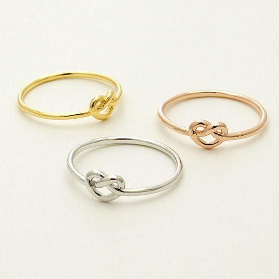 Coração de anel delicado anel coração em Anéis de Jóias no AliExpress.com | Alibaba Group