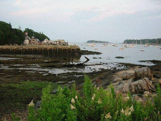 Maine coastal
