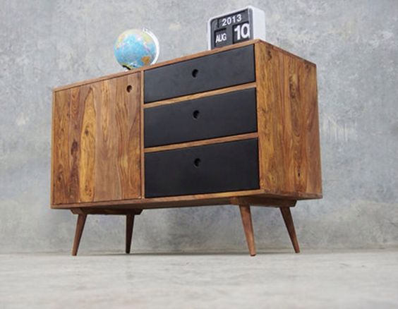 Recycled Vintage Unit
