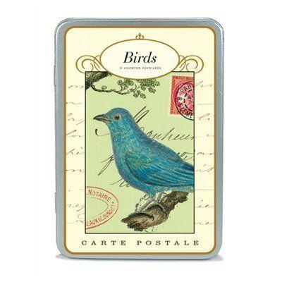 Birds Carte Postale