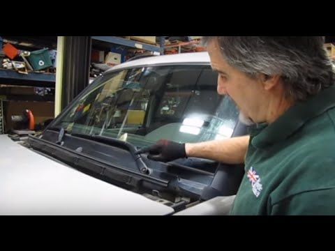 Learn How To Remove And Install The Cowl On Your Discovery Ii This How To Video Gives You The Step By Step Instr In 2020 Installation Discovery Repair And Maintenance