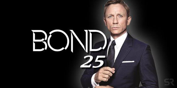 Bond 25 will be Daniel Craig's last Bond film.