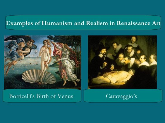 How do Medieval and Renaissance art differ?