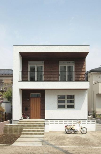 Desain rumah sederhana tipe 21