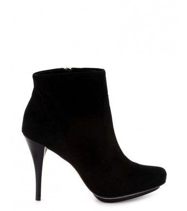 COSMOPARIS - low-boots JABI velours
