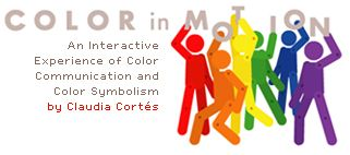 Color in Motion - Interactive Experience of Color Communication and Color Symbolism