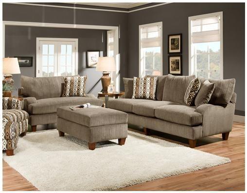 102959 2 pc set includes sofa  loveseat Metropolitan Furniture