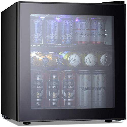 Best Seller Kismile Beverage Refrigerator Cooler 60 Can 1 6 Cu Ft