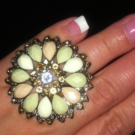 Love my new ring!