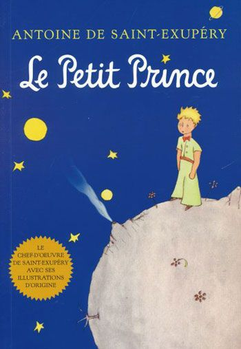 Buku The little prince