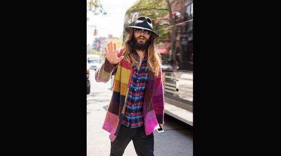 Jared Leto: sus cambios de look a través de los años (FOTOS)