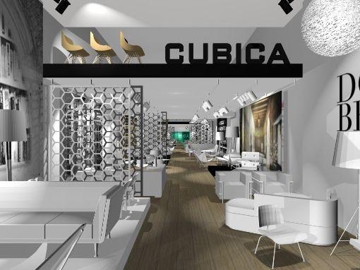 Arquitectura comercial para marcas – Cubica – Arq. Sergio Suarez