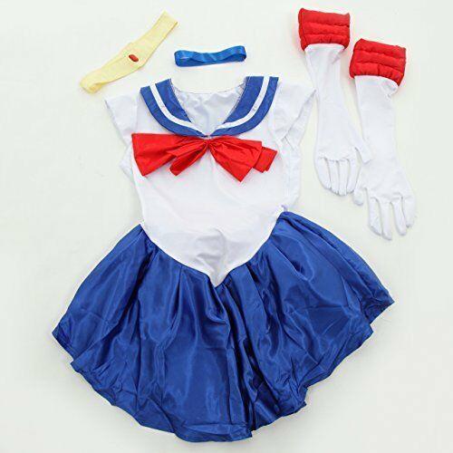 Catsobat Elementary School Student Sailor Warrior Cosplay