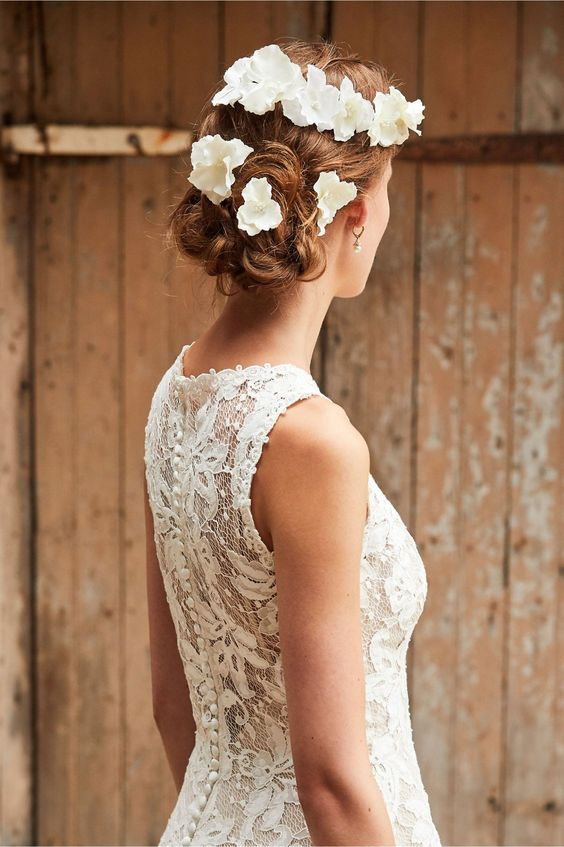 Maria Hair Pins from BHLDN