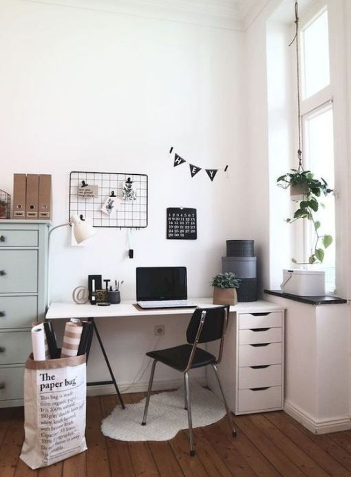 10 Cute Desk Decor Ideas For The Ultimate Work Space Society19 Minimalist Living Room Cute Desk Decor Home Office Design
