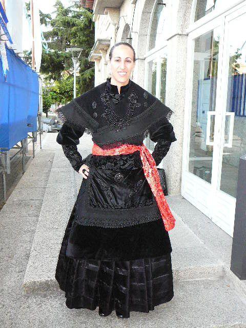 traje tradicional gallego - Buscar con Google