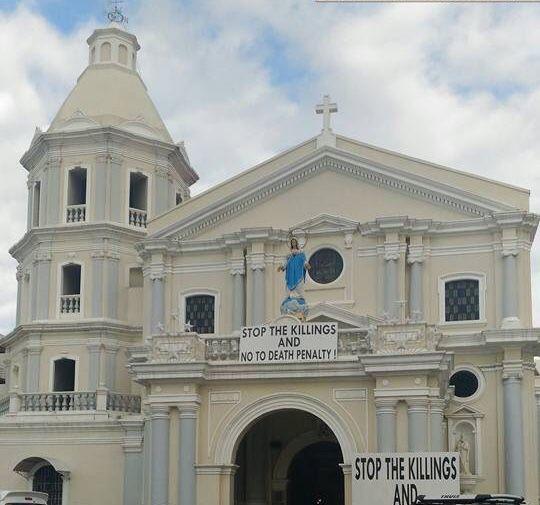 Metropolitan Cathedral San Fernando Pampanga Pampanga House Styles Mansions