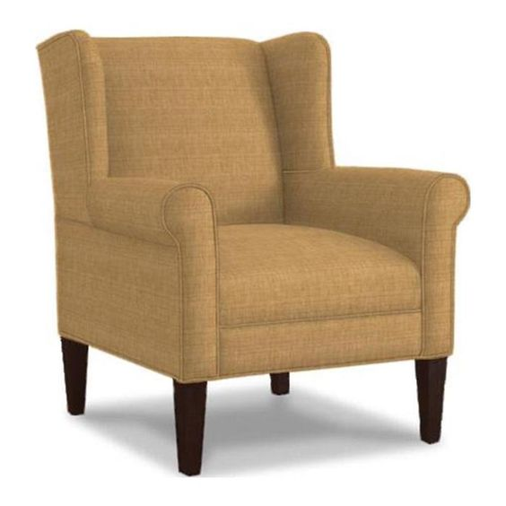 Georgia Accent Chair In Chenille Straw Nebraska Furniture Mart Sophisticated Chic