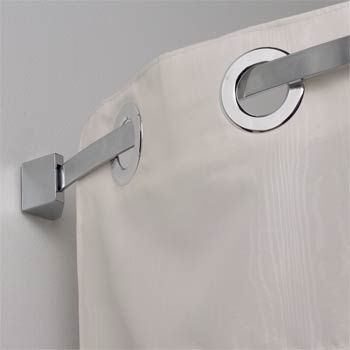 Curved Shower Curtain Rod Ideas Projects For The Home Pinterest Hardware Curtain Rods