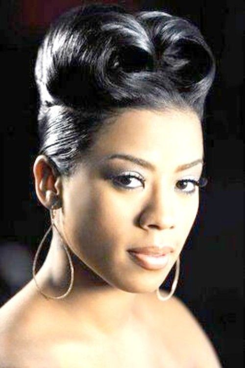 African American Prom Hairstyles