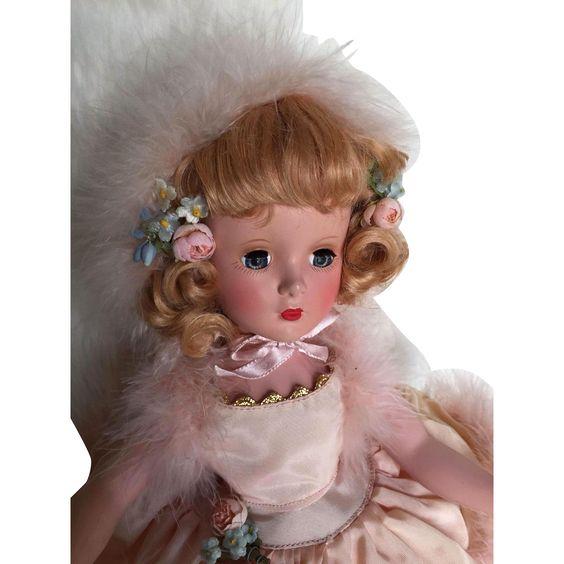 Gorgeous Madame Alexander vintage Babs from pearlsgirls on Ruby Lane