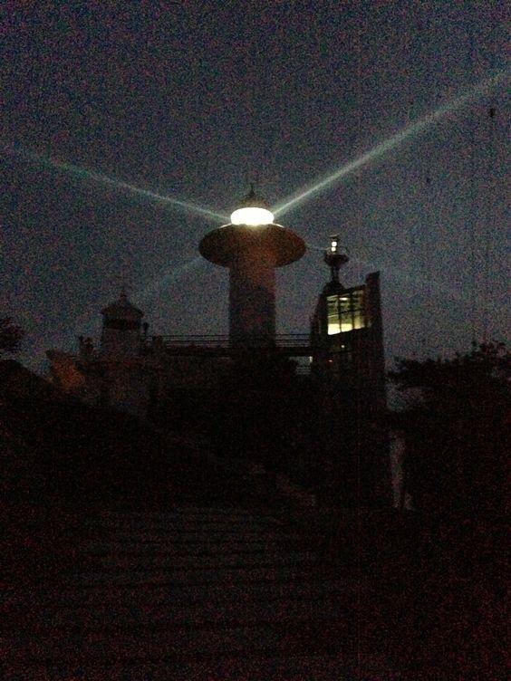 Lighthouse of Palmi