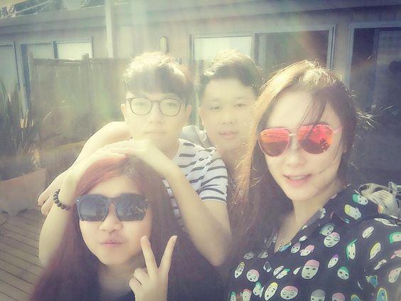 #greatoceanroad #lastday #memories #friends #record #today #happybirthday to bro Xavier 开心的不行不行的旅游哈哈 by _saaaaaaaa