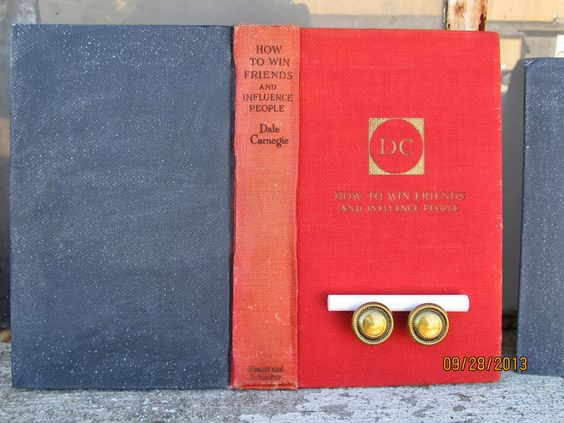 The Darling Touch: I Have a Thing for Old Books