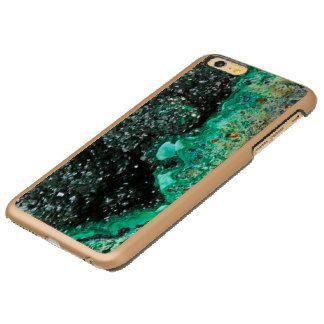 Natural Turquoise V3 Incipio Feather® Shine iPhone 6 Plus Case  #jeweled #luxury #option