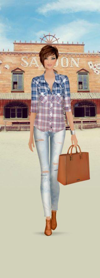 Western Look-Fashion Covet