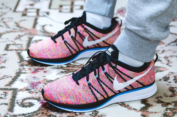 sweetsoles:  Nike Flyknit Trainer+ 'Multicolor' (by Abdulkadir A)