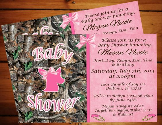 Hey, I found this really awesome Etsy listing at https://www.etsy.com/listing/190320575/sweet-pink-camo-baby-shower