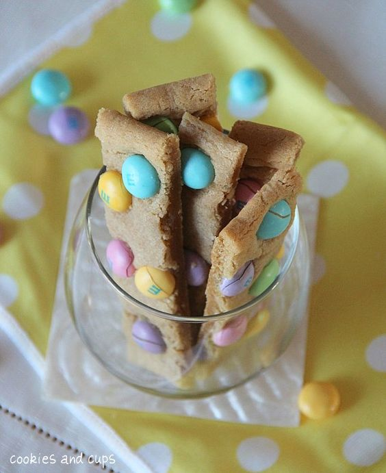 Cookie Sticks - You can use any kind on mm's