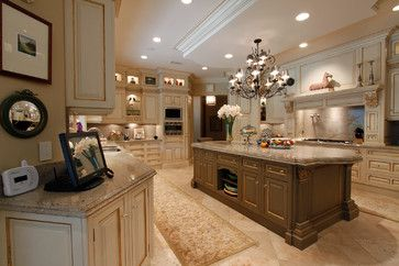 Beautiful clive christian kitchen design ideas pictures for Robert clive kitchen designs