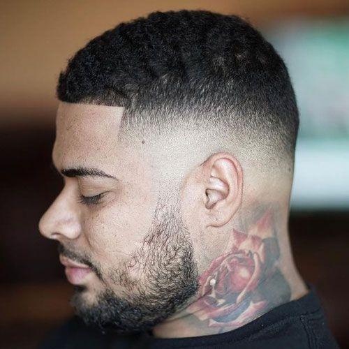 21 Best Drop Fade Haircuts 2020 Guide Mid Fade Haircut Drop